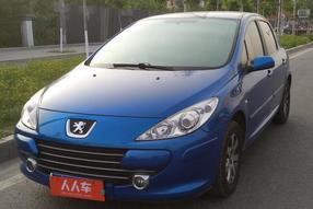 标致-307 2010款 两厢 1.6L 手动舒适版