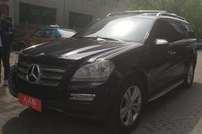 奔驰-GL级 2011款 GL 450 4MATIC尊贵型