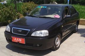 奇瑞-旗云 2008款 1.5L 手动豪华型