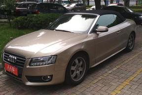 奥迪-A5 2010款 2.0TFSI Cabriolet