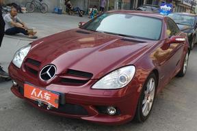 奔驰-SLK级 2008款 SLK 200K PASSION