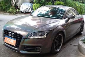 奥迪-TT 2011款 TT Coupe 2.0TFSI