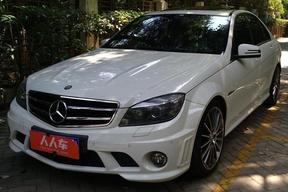 奔驰-C级AMG 2010款 AMG C 63 动感型增强版