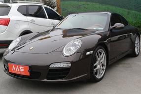 保时捷-保911 2010款 Carrera 3.6L