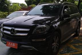 奔驰-GL级 2014款 GL 350 CDI 4MATIC