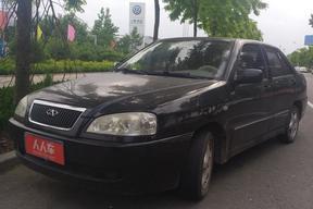 奇瑞-旗云 2008款 1.5L 手动舒适型(改装天然气)