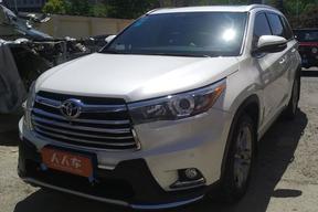 丰田-汉兰达 2015款 2.0T 四驱豪华版 7座