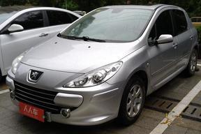 标致-307 2012款 两厢 1.6L 手动舒适版
