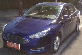 福特-福克斯 2015款 三厢 EcoBoost 180 自动精英型