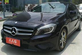 奔驰-A级 2013款 A 200 都市型