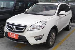 北汽绅宝-X65 2015款 2.0T 自动舒适型