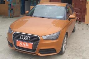 奥迪-A1 2014款 30 TFSI 技术型