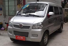 北汽威旺-306 2013款 1.2L超值版 基本型7座A12