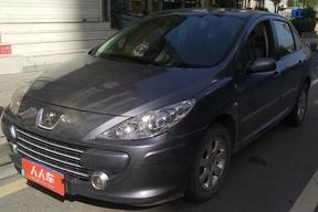 标致-307 2010款 三厢 1.6L 手动舒适版