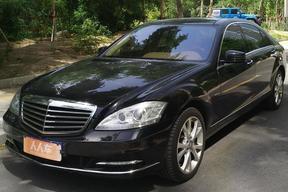 奔驰-S级 2012款 S 500 L 4MATIC Grand Edition