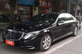 奔驰-S级 2014款 S 400 L 豪华型