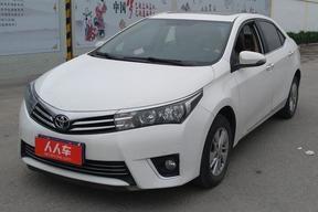 丰田-卡罗拉 2014款 1.6L CVT GL-i