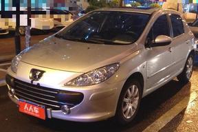 标致-307 2013款 两厢 1.6L 手动舒适版