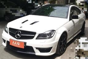 奔驰-C级AMG 2014款 AMG C 63 Coupe Edition 507