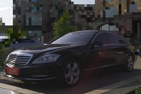 奔驰-S级 2011款 S 350 L CGI 4MATIC