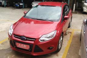 福特-福克斯 2012款 两厢 1.6L 手动舒适型
