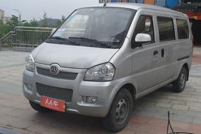 北汽威旺-306 2013款 1.2L超值版 基本型CNG7座A12