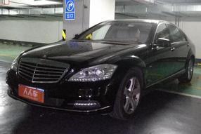 奔驰-S级 2010款 S 400 L HYBRID