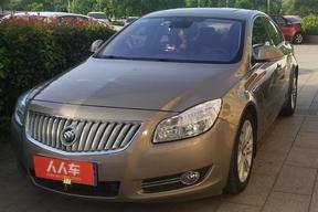 别克-君威 2011款 2.4L SIDI精英版