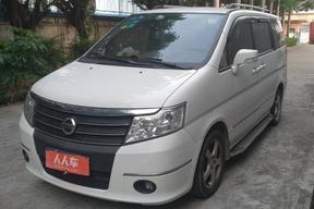 东风-帅客 2012款 2.0L 自动豪华型7座