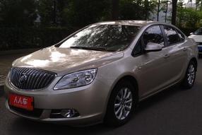 别克-英朗 2013款 GT 1.6L 自动时尚版