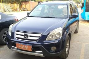 本田-CR-V 2005款 2.4L 自动