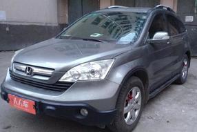 本田-CR-V 2007款 2.4L 自动四驱尊贵版