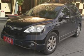 本田-CR-V 2007款 2.4L 自动四驱豪华版