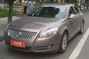别克-君威 2012款 2.0L 豪华版