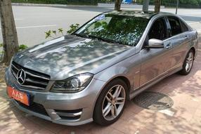 奔驰-C级 2013款 C 260 时尚型 Grand Edition