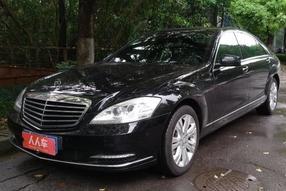 奔驰-S级 2012款 S 300 L 商务型 Grand Edition