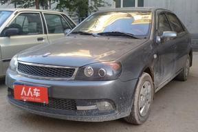 吉利汽车-SC3 2012款 1.3L 舒适型