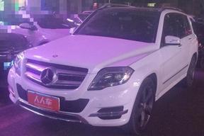 奔驰-GLK级 2013款 GLK 300 4MATIC 动感天窗型