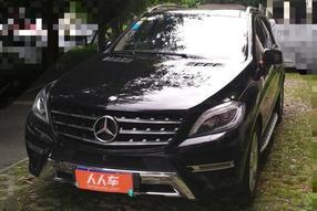 奔驰-M级 2014款 ML 400 4MATIC豪华型