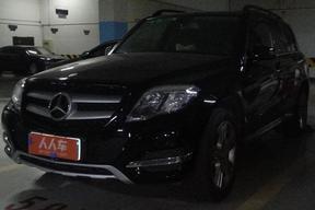 奔驰-GLK级 2014款 GLK 260 4MATIC 动感型