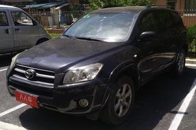 丰田-RAV4荣放 2009款 2.4L 自动豪华版