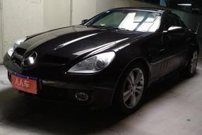 奔驰-SLK级 2010款 SLK 200K Grand Edition