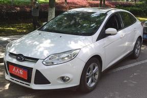 福特-福克斯 2012款 三厢 1.6L 手动风尚型