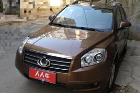 吉利汽车-GX7 2013款 2.0L 自动尊贵型