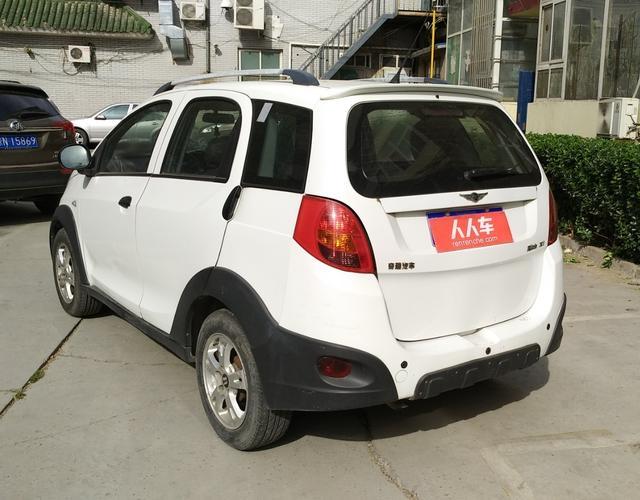 瑞麒X1 2010款 1.3L 手动 进化版豪华型 (国Ⅳ)