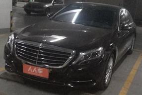 奔驰-S级 2014款 S 320 L 商务型