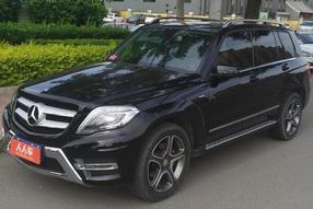 奔驰-GLK级 2015款 GLK 300 4MATIC 时尚型 极致版