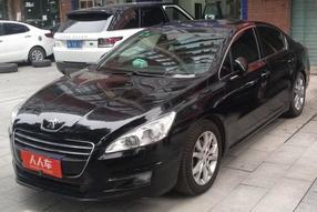 标致-508 2011款 2.3L 自动旗舰版