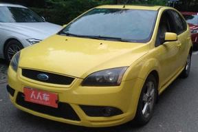 福特-福克斯 2007款 两厢 2.0L 自动运动版