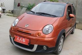 宝骏-乐驰 2012款 改款 1.2L 手动运动版活力型